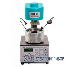 Аппарат автоматический для определения пенетрации нефтебитумов ПН-20Б