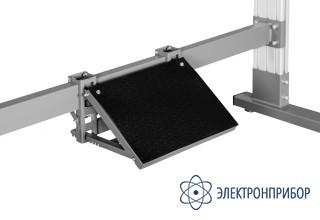 Подставка под ноги подвесная для столов серии альянс ППН-03/А