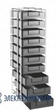 Стационарная напольная система хранения компонентов VKG S-04
