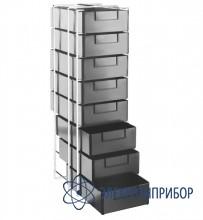 Стационарная напольная система хранения компонентов VKG S-05