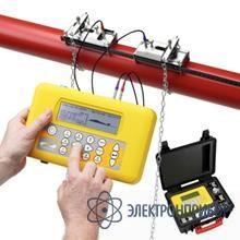 Портативный ультразвуковой расходомер жидкости Portaflow 330A&B