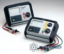 Полный набор электрика megger: mit310 + lrcd210 PPK210