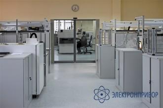 Напольный антистатический линолеум в рулонах VKG TOROSTAT 9500