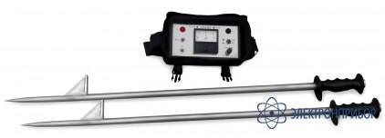 Прибор поиска замыканий оболочки кабеля на землю ППЗ-80