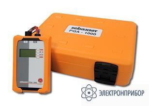 Мобильный анализатор качества электросети, стандартный PQA 1000-S