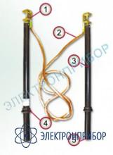 Штанга шунтирующая для контактной сети постоянного тока ШШК-1 А (50х2,2)