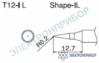 Паяльная сменная композитная головка для станций fx-950/ fx-951/fx-952/fm-203 T12-IL