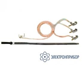 Заземления переносные для распределительных устройств ЗПП-Техношанс-110-03(35) (исполнение 2)