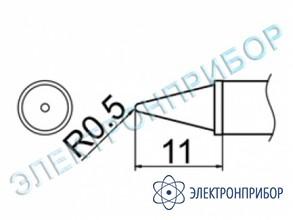 Паяльная сменная композитная головка для станций fx-950/ fx-951/fx-952/fm-203 T12-WB2