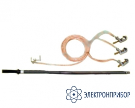 Заземления переносные для распределительных устройств ЗПП-Техношанс-110-03(50) (исполнение 3)