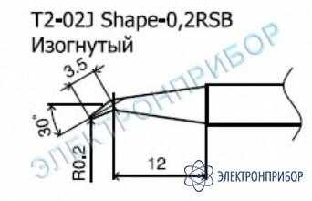 Паяльные сменные композитные головки для станции 942 T2-02J