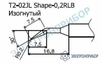 Паяльные сменные композитные головки для станции 942 T2-02JL