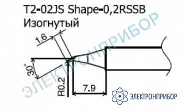 Паяльные сменные композитные головки для станции 942 T2-02JS