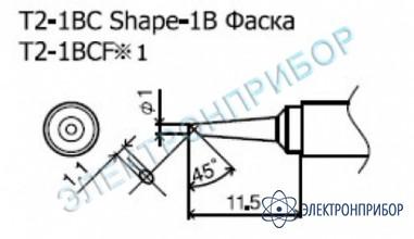 Паяльные сменные композитные головки для станции 942 T2-1BC