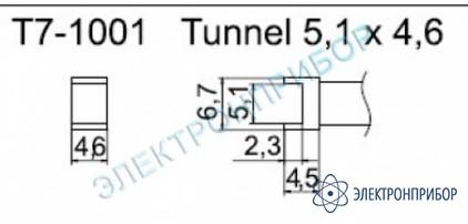 Паяльные сменные композитные головки для станции fм-202 T7-1001