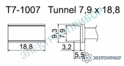 Паяльные сменные композитные головки для станции fм-202 T7-1007