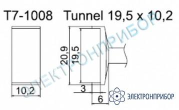 Паяльные сменные композитные головки для станции fм-202 T7-1008