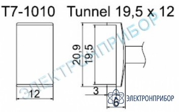 Паяльные сменные композитные головки для станции fм-202 T7-1010