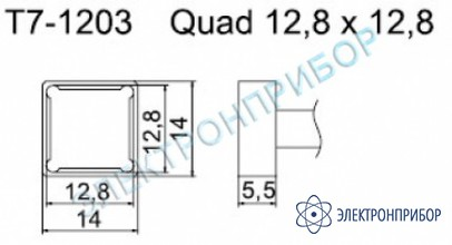Паяльные сменные композитные головки для станции fм-202 T7-1203