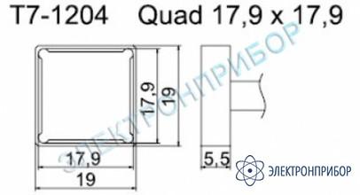 Паяльные сменные композитные головки для станции fм-202 T7-1204