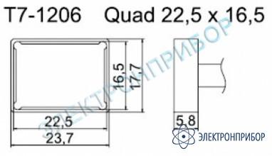 Паяльные сменные композитные головки для станции fм-202 T7-1206