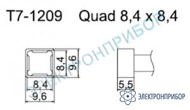Паяльные сменные композитные головки для станции fм-202 T7-1209