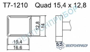 Паяльные сменные композитные головки для станции fм-202 T7-1210