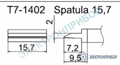 Паяльные сменные композитные головки для станции fм-202 T7-1402