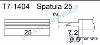 Паяльные сменные композитные головки для станции fм-202 T7-1404