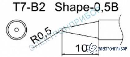 Паяльные сменные композитные головки для станции fм-202 T7-B2