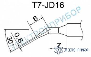 Паяльные сменные композитные головки для станции fм-202 T7-JD16