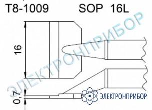 Паяльные сменные композитные головки для термопинцета fм-2022 T8-1009