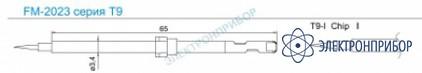 Паяльные сменные композитные головки для термопинцета fм-2023 T9-I