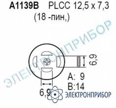 Сменные головки для hakko 850b, 852b, fr-801, fr-802, fr-803 A1139B