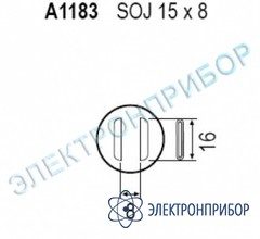 Сменные головки для hakko 850b, 852b, fr-801, fr-802, fr-803 A1183