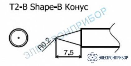Паяльные сменные композитные головки для станции 942 T2-B