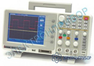 Цифровой осциллограф АСК-6022