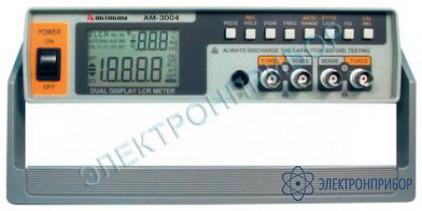 Стационарный rlc-измеритель АМ-3004