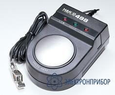 Тестер систем заземления HAKKO 498