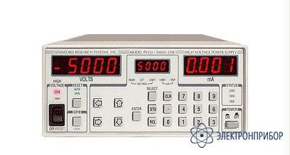 Программируемый импульсный источник питания постоянного тока PS325
