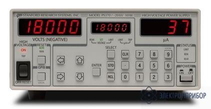 Программируемый импульсный источник питания постоянного тока PS350