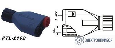 Переходник защищенный bnc-гнездо PTL-2162
