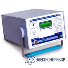 Прибор для испытания выключателей при пониженном напряжении ПУВ-регулятор (ПКВ-35)
