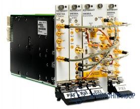 Высокопроизводительный векторный анализатор сигналов в формате pxie M9393A