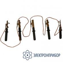 Заземление переносное (до 1 кв) ПЗУ-1Н (сеч.70 мм2)