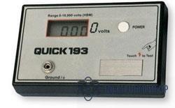 Измеритель статического напряжения Quick-193