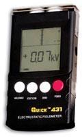 Измеритель напряжённости электростатического поля Quick-431