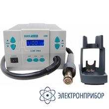 Цифровая станция для пайки горячим воздухом Quick-861DS ESD