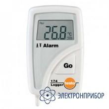 Мини логгер данных температуры testo 174