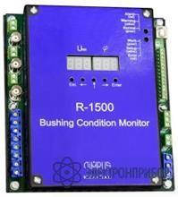 Система для мониторинга состояния изоляции трех высоковольтных вводов трансформаторов, маслонаполненных или с твердой изоляцией R 1500/КИВ